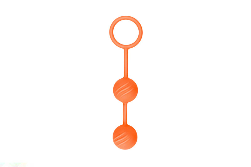Palline Kegel Ball Stepper Arancione