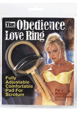 Anello Fallico The Obedience Love Ring
