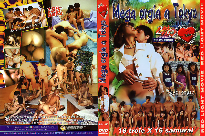 Mega orgie