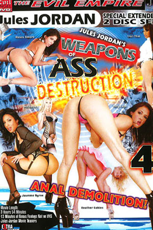 Weapon of Ass Destruction 4