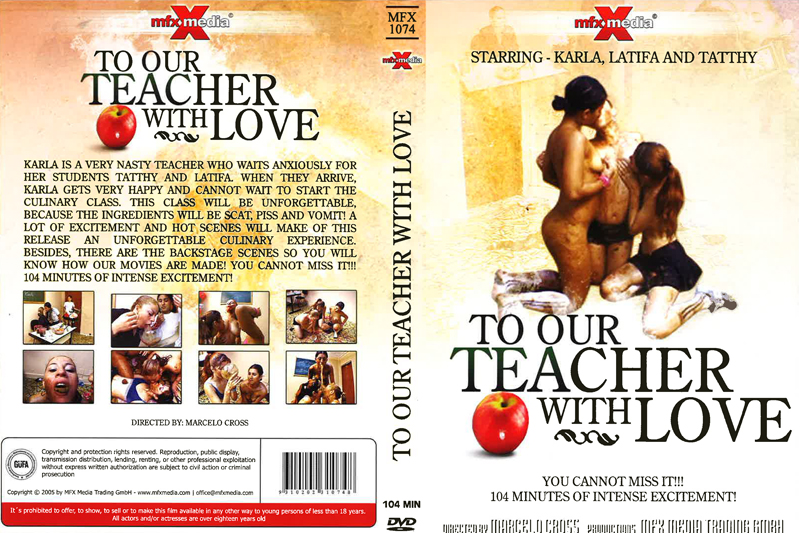 Mfx-To Our Teacher with Love