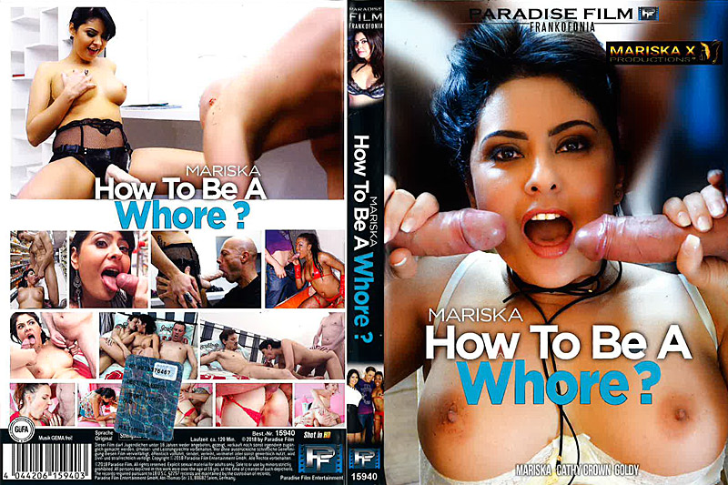 How to be a Whore?