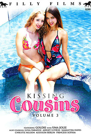 Kissing Cousins Volume 3
