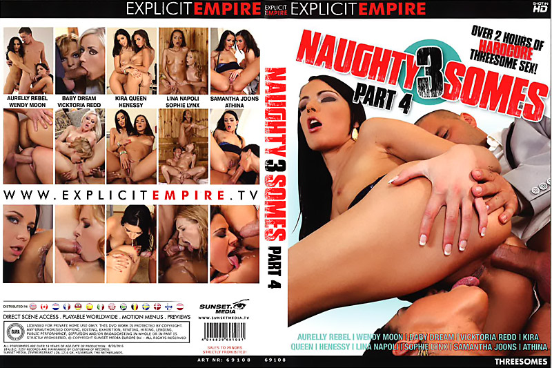 Naughty 3Some Part 4