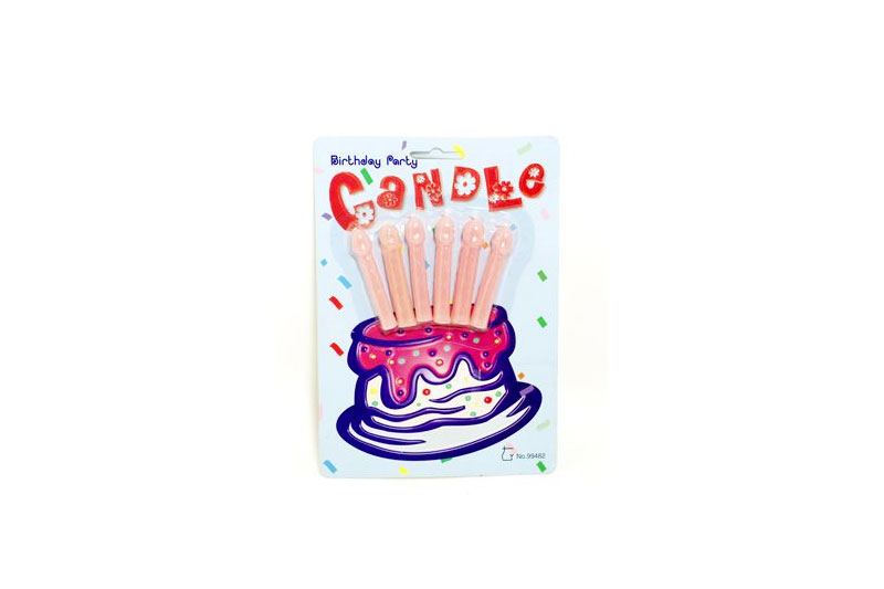Scherzo Birthday Candles