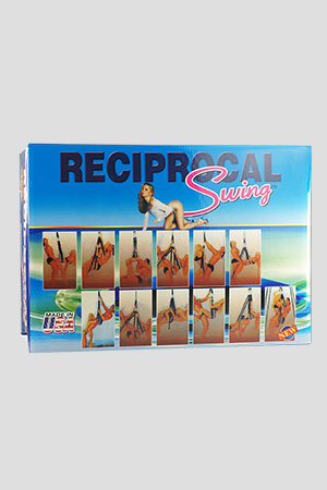 Altalena Reciprocal Swing Rosa