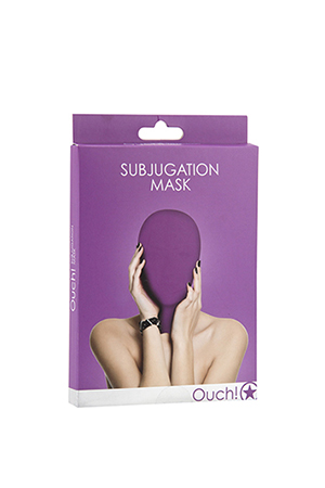 BDSM Maschera Subjugation Viola