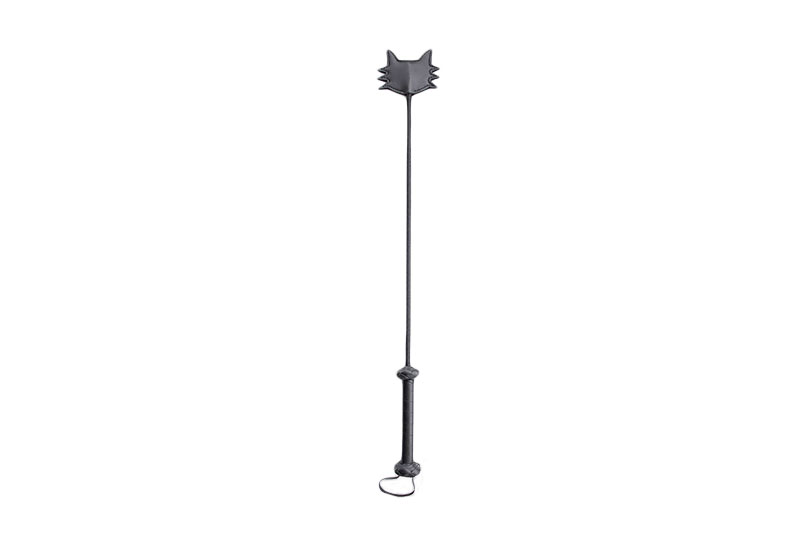 BDSM Frustino Black Cat 60cm Nero