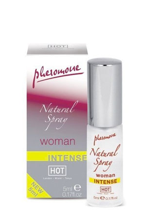 Profumo Afrodisiaco Hot Intense Woman Pheromone 5ml