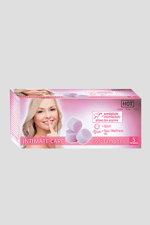 Tamponi Soft Intimate Care