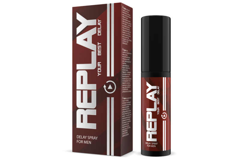 Spray Ritardante Replay 20ml