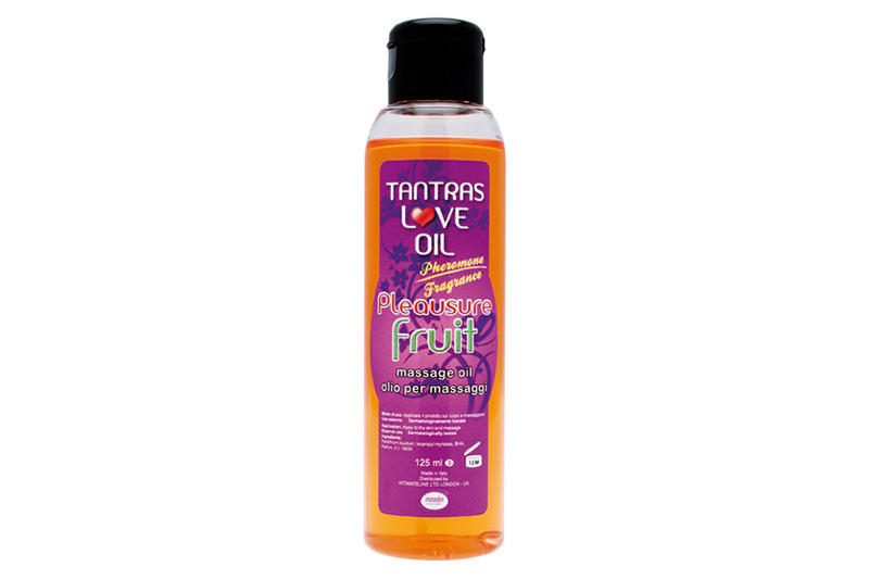 Olio per Massaggi Tantras Pleasure Fruit 150ml