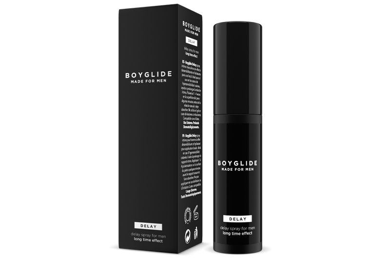 Spray Ritardante BoyGlide 20ml