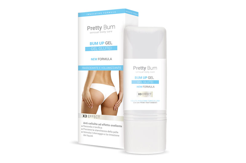 Gel Rassodante Glutei Pretty Bum 75ml