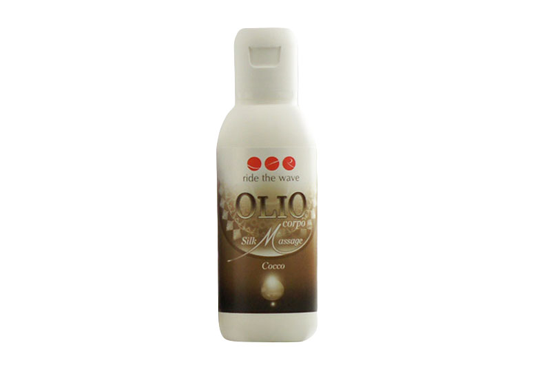 Olio per Massaggi Ride The Wave al Cocco 100ml