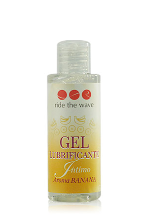 Lubrificante Aromatizzato alla Banana Ride The Wave 60ml