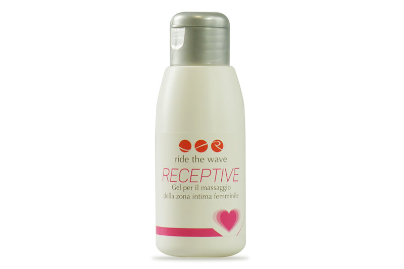 Gel per Massaggi Ride the Wave Receptive 50ml