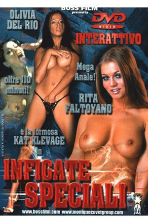 DVD - INFICATE SPECIALI
