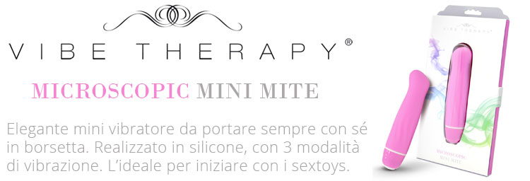 Vibe Therapy Microscopic Mini Mite